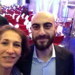 Con Firas Murad a FisioForum 2016